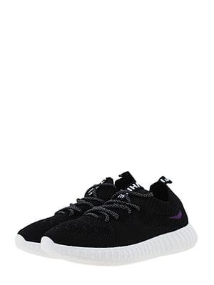Кроссовки черные | 5446981