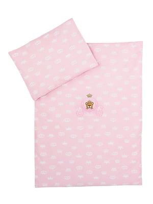 Комплект постельного белья в коляску | 5458375