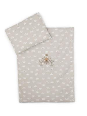 Комплект постельного белья в коляску | 5458376