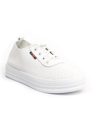 Кроссовки белые | 5458063