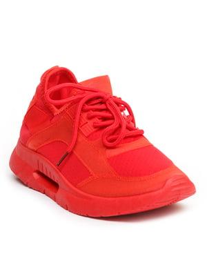 Кроссовки красного цвета   5458070