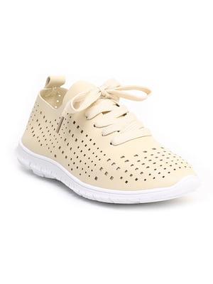 Кросівки бежеві | 5458062