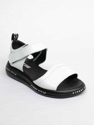 Босоніжки білі | 5459589