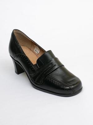 Туфлі чорні | 5459593