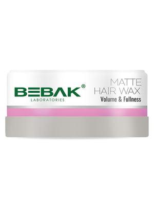 Воск для укладки волос матовый (150 мл) | 5428440