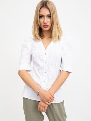 Блуза белая | 5461677