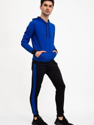 Костюм спортивный: худи и брюки | 5461836