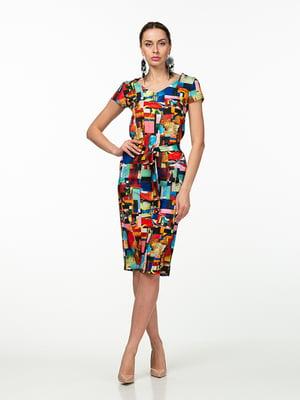 Сукня в принт | 5461938