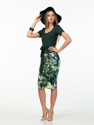 Костюм: юбка и блуза | 5461973