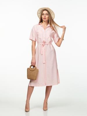Платье розовое | 5461981
