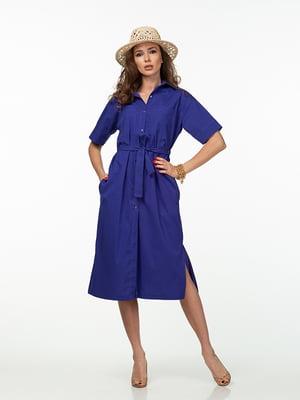 Платье фиолетовое   5461982