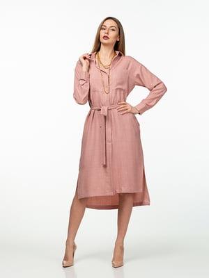 Платье розовое   5461986