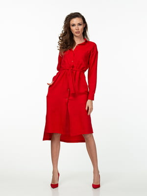 Платье красное | 5461987