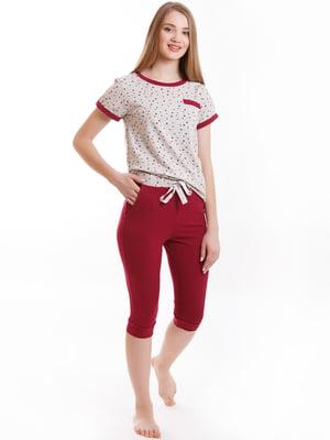 Комплект: футболка і бриджі   5462094