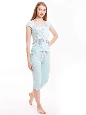 Комплект: футболка и бриджи | 5462096