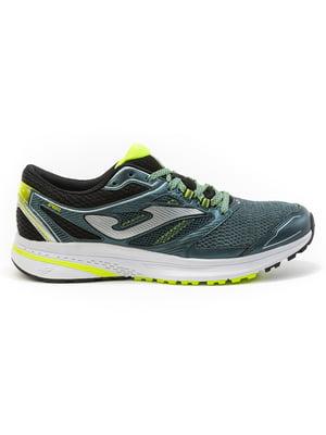 Кросівки бігові зелені   5462119