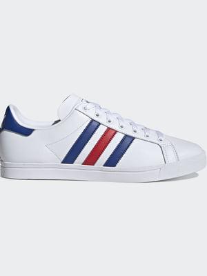 Кросівки білі з контрастними вставками   5462022