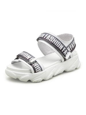 Сандалии белые | 5383962