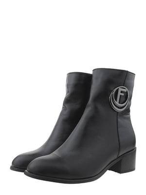 Ботинки черные | 5451111