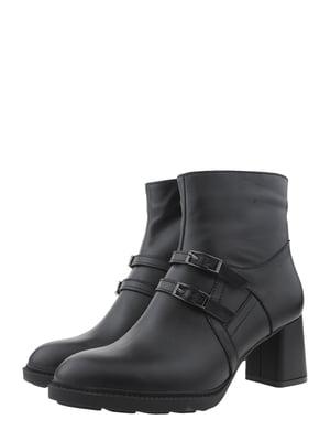 Ботинки черные | 5451112