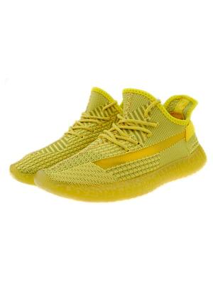 Кросівки жовті | 5401539