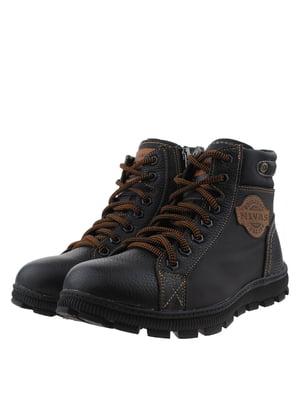 Ботинки коричневые | 5430789