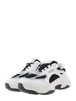 Кросівки чорно-білі | 5458083