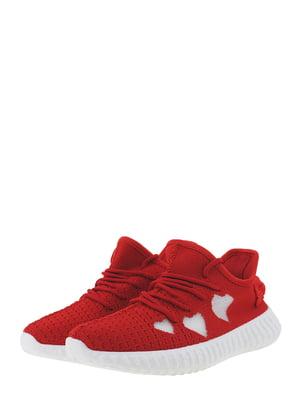 Кроссовки красные | 5458091