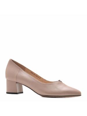 Туфлі сірі | 5462795