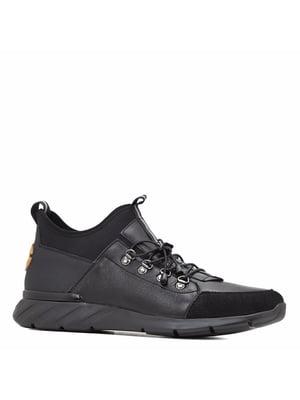Ботинки черные | 5462939