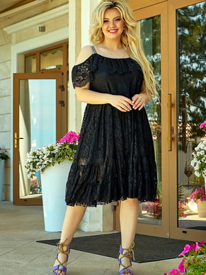 Сукня чорна | 5464190