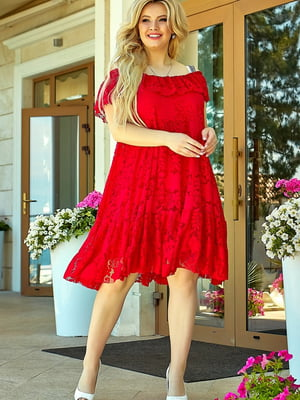 Сукня червона | 5464192