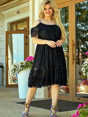 Сукня чорна | 5464193