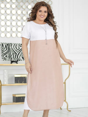 Сукня двоколірна   5464316