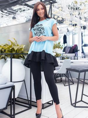 Костюм: блуза і легінси | 5464365