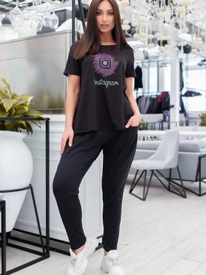 Костюм: футболка и брюки | 5464381