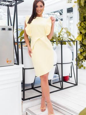 Сукня жовта | 5464384