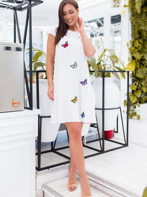 Платье белое   5464407