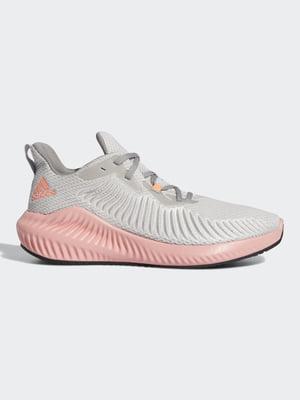 Кросівки сіро-рожеві   5463273