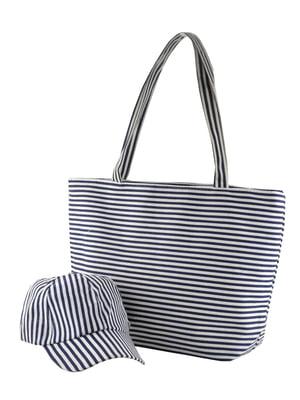 Набор: сумка и бейсболка | 5464521