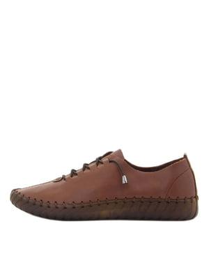 Туфли коричневые   5464734