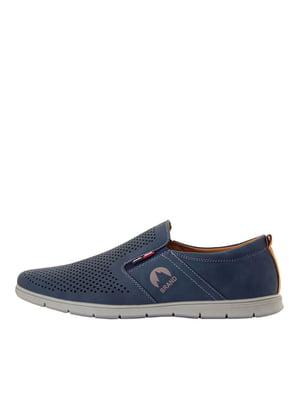 Туфли синие   5464751