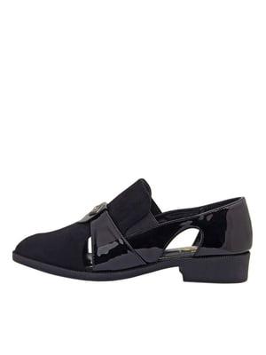 Туфлі чорні | 5464823