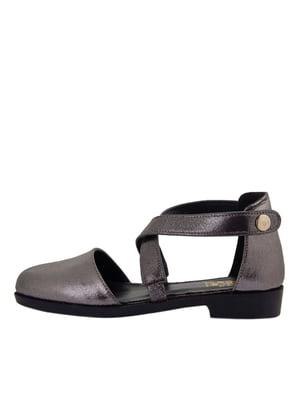 Туфлі сірі | 5464826
