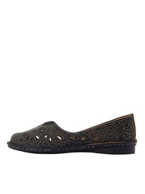Туфлі чорні | 5464828