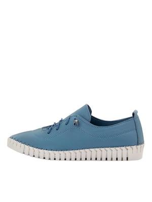 Туфлі блакитні | 5464851