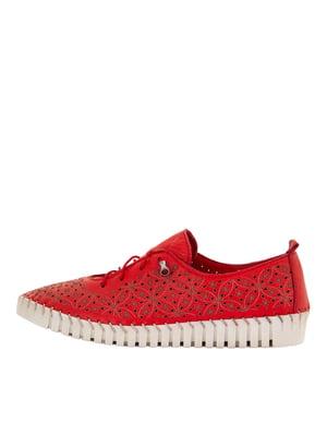 Туфли красные   5464874