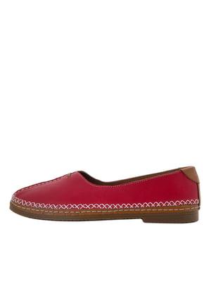 Туфли красные   5464881