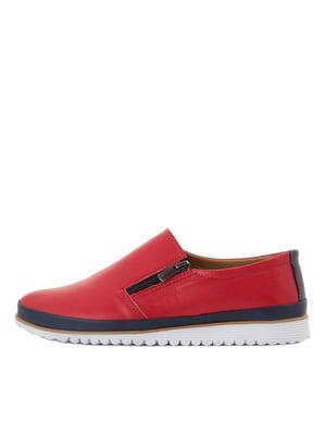 Туфли красные   5464882