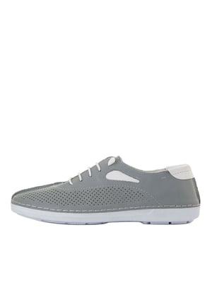 Туфлі сірі | 5464889